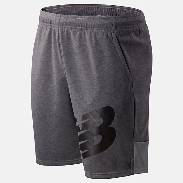 NB Tenacity Lightweight Sweat Shorts, MS01005AG