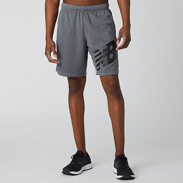 NB Short Tenacity Lightweight Sweat, MS01005AG