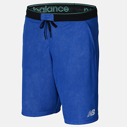 New Balance R.W.T. Lightweight Knit Short, MS01056CO image number null