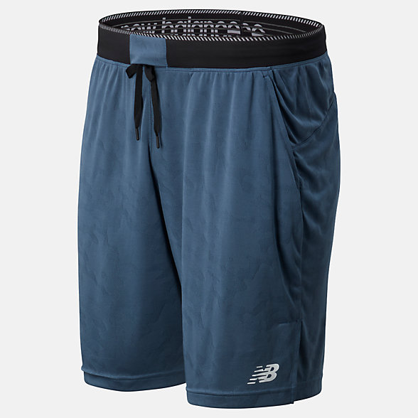 New Balance R.W.T. Lightweight Knit Short, MS01056SNB