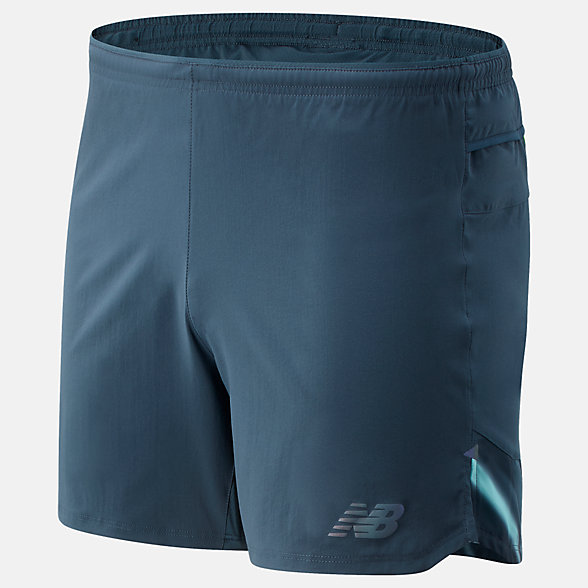 NB Hanzo Impact Run Short 5 In, MS01203PE