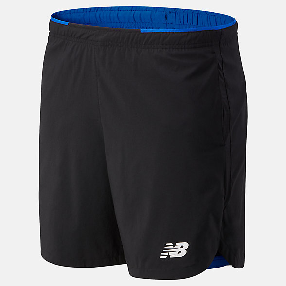 NB Printed Fast Flight 7 Inch 2 In 1 Short, MS01226BCO