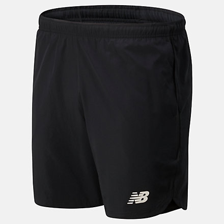 New Balance Printed Fast Flight 7 Inch 2 In 1 Short, MS01226BK image number null