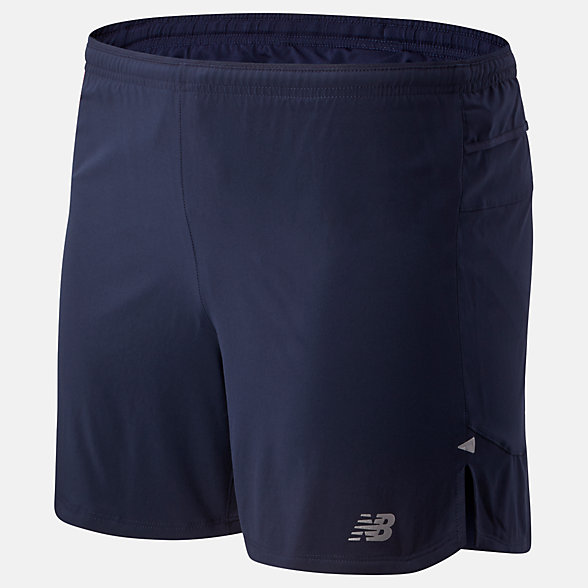 NB Impact Run 5 Inch Shorts, MS01241ECL