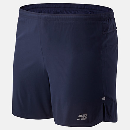 New Balance Impact Run 5 Inch Short, MS01241ECL image number null