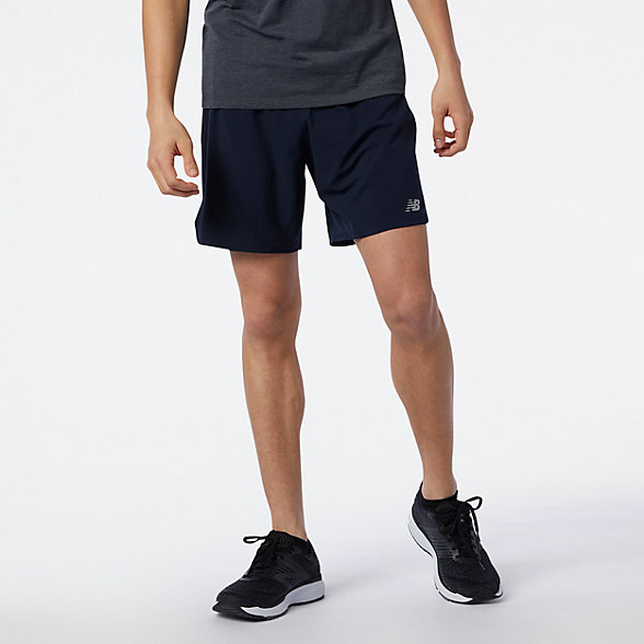 NB Impact Run 7 inch Shorts, MS01243ECL