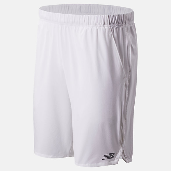 New Balance 9 Inch Rally Short, MS01412WT
