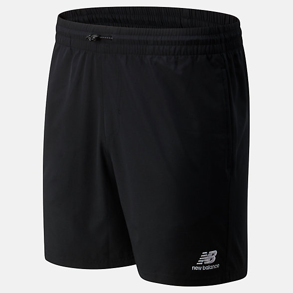 NB NB Athletics Wind Shorts, MS01511BK