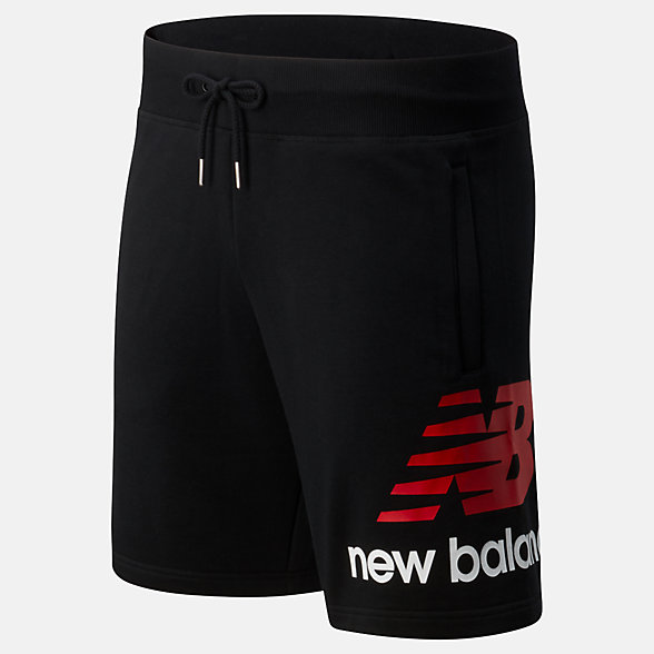 New Balance Essentials Icon Short, MS01512BK