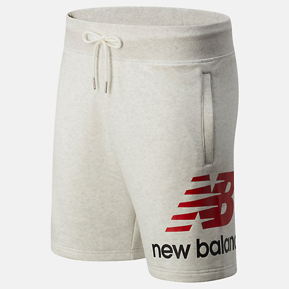 New Balance Essentials Icon Short, MS01512SAH