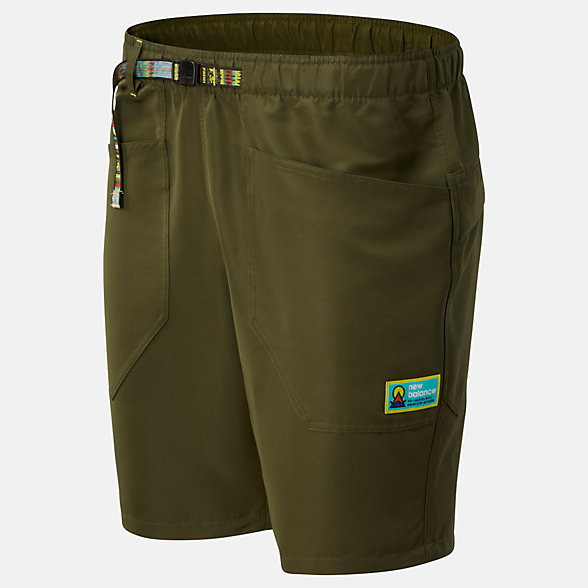 NB NB Athletics Trail Shorts, MS01518OLG