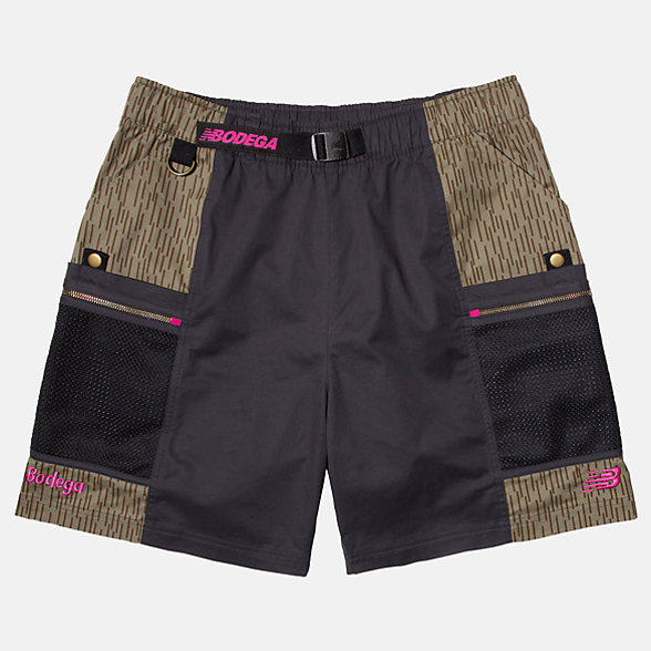NB NBxBodega Xracer Short, MS01519CMO