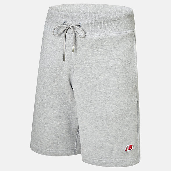 NB Small NB Pack Sweat Short, MS01665AG