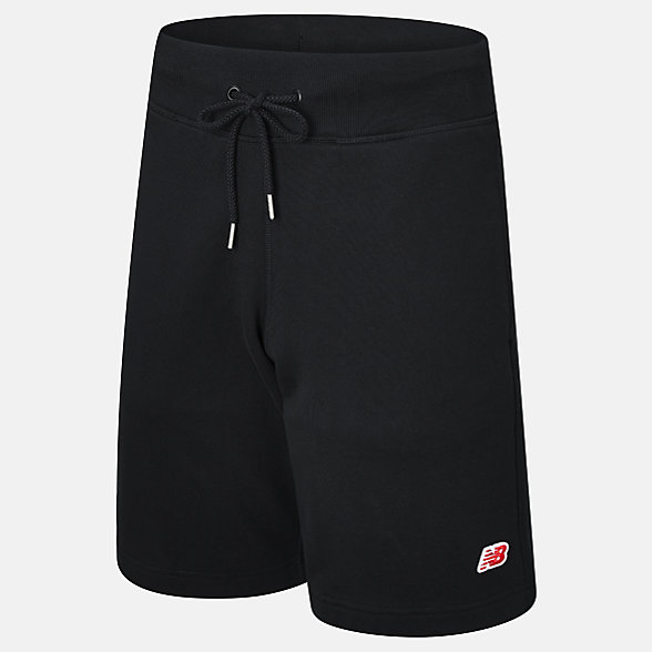 NB Small NB Pack Sweat Short, MS01665BK