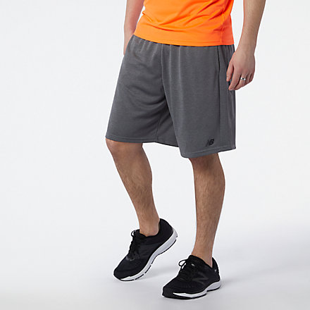 New Balance Sport 10 Inch Knit Short, MS01926GNM image number null