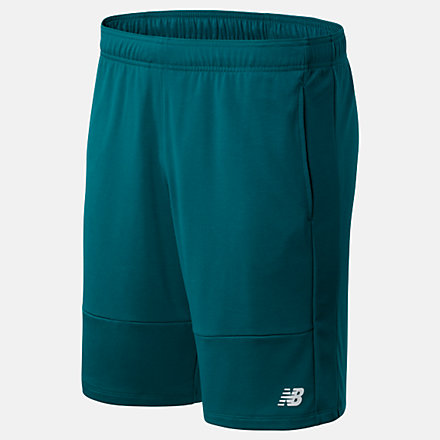 NB Sport 10 Inch Knit Short, MS01926MG2 image number null