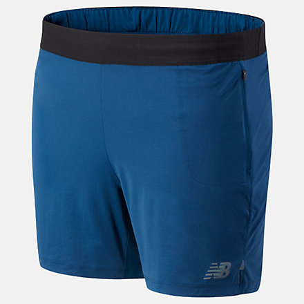 New Balance Q Speed Fuel 7 Inch Short, MS03263RGV image number null