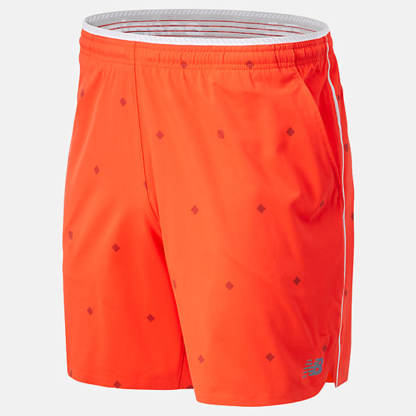 NB Printed Tournament Short, MS03407NEF