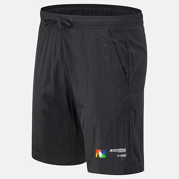 New Balance Sport Style Optiks Short, MS03502BK