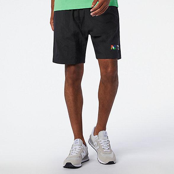 NB Sport Style Optiks Short, MS03502BK