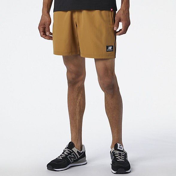 NB NB Athletics Terrain Woven Shorts, MS03560WWK