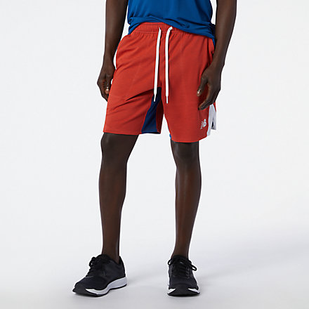 New Balance R.W.T. Reversible Short, MS11052GHP image number null