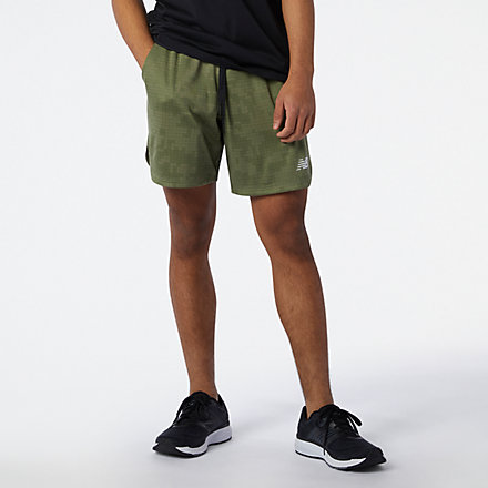NB R.W.T. Lightweight Knit Short, MS11056CEL image number null