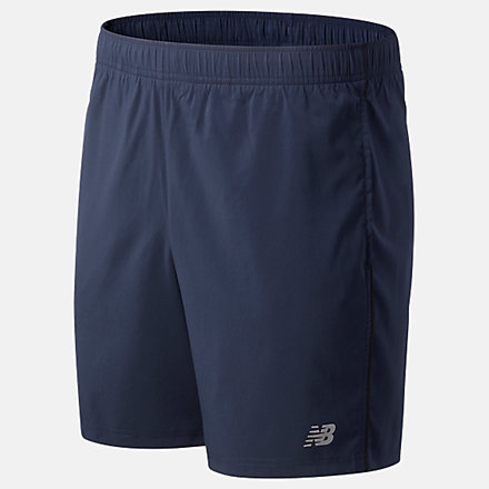 New Balance Core Run 2 in 1 7 inch Short, MS11202ECL image number null