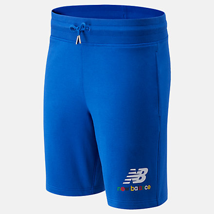 New Balance Essentials Colorful Logo Short, MS11582TRY image number null