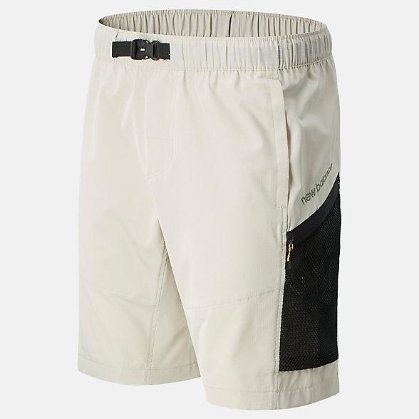 New Balance KL2篮球休闲系列男款梭织短裤, MS11607TWF