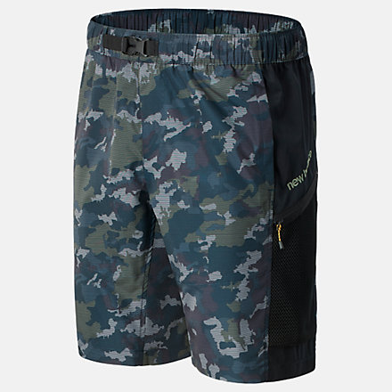 New Balance KL2 Nature of the Game Printed Utility Short, MS11612BM image number null