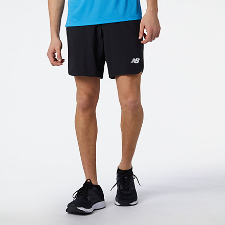 New Balance R.W.T Woven Short, MS13056BK image number null