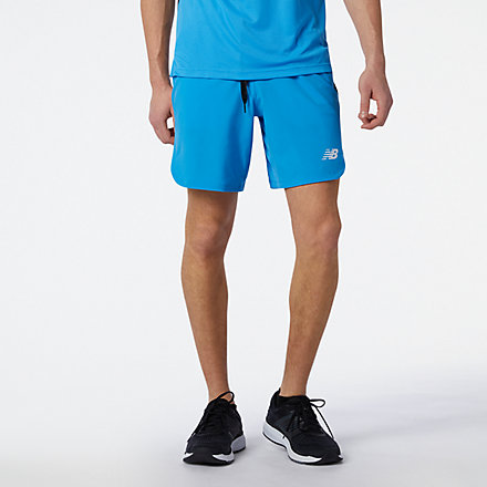 New Balance R.W.T Woven Short, MS13056HLU image number null