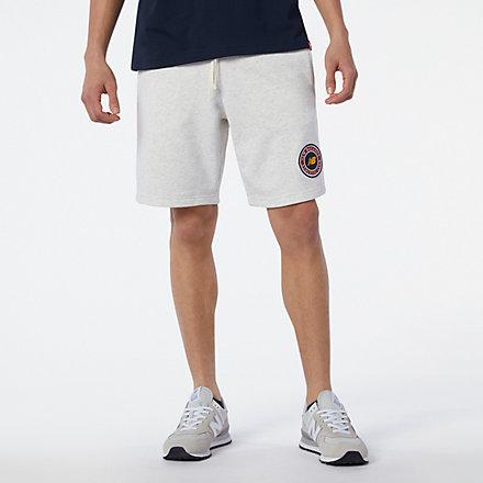 NB Nb Essentials Athletic Club Fleece Short, MS13500SAH image number null