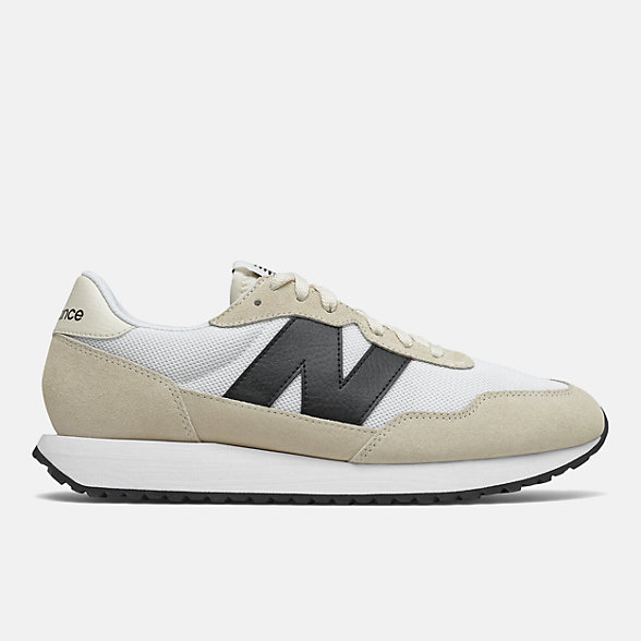 New Balance 237系列男女同款复古休闲鞋, MS237CB