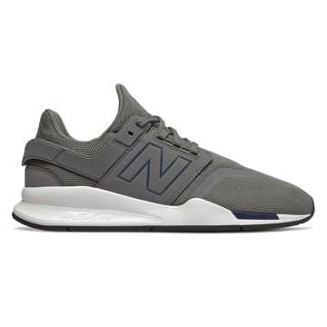 New Balance 247, Techtonic Blue with Castlerock