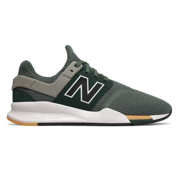 New Balance 247, Faded Rosin with Black