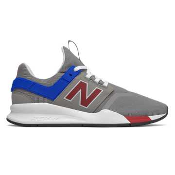New Balance 247 Deconstructed, Marblehead with Scarlet