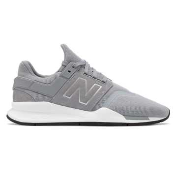 New Balance 247, Steel with Munsell White