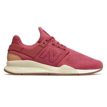 New Balance 247, Earth Red with Marzipan