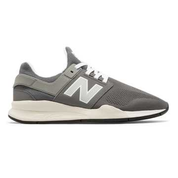 New Balance 247, Castlerock with Bone