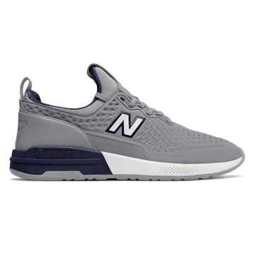 New Balance 365系列 男款 避震稳定 舒适透气, 灰色