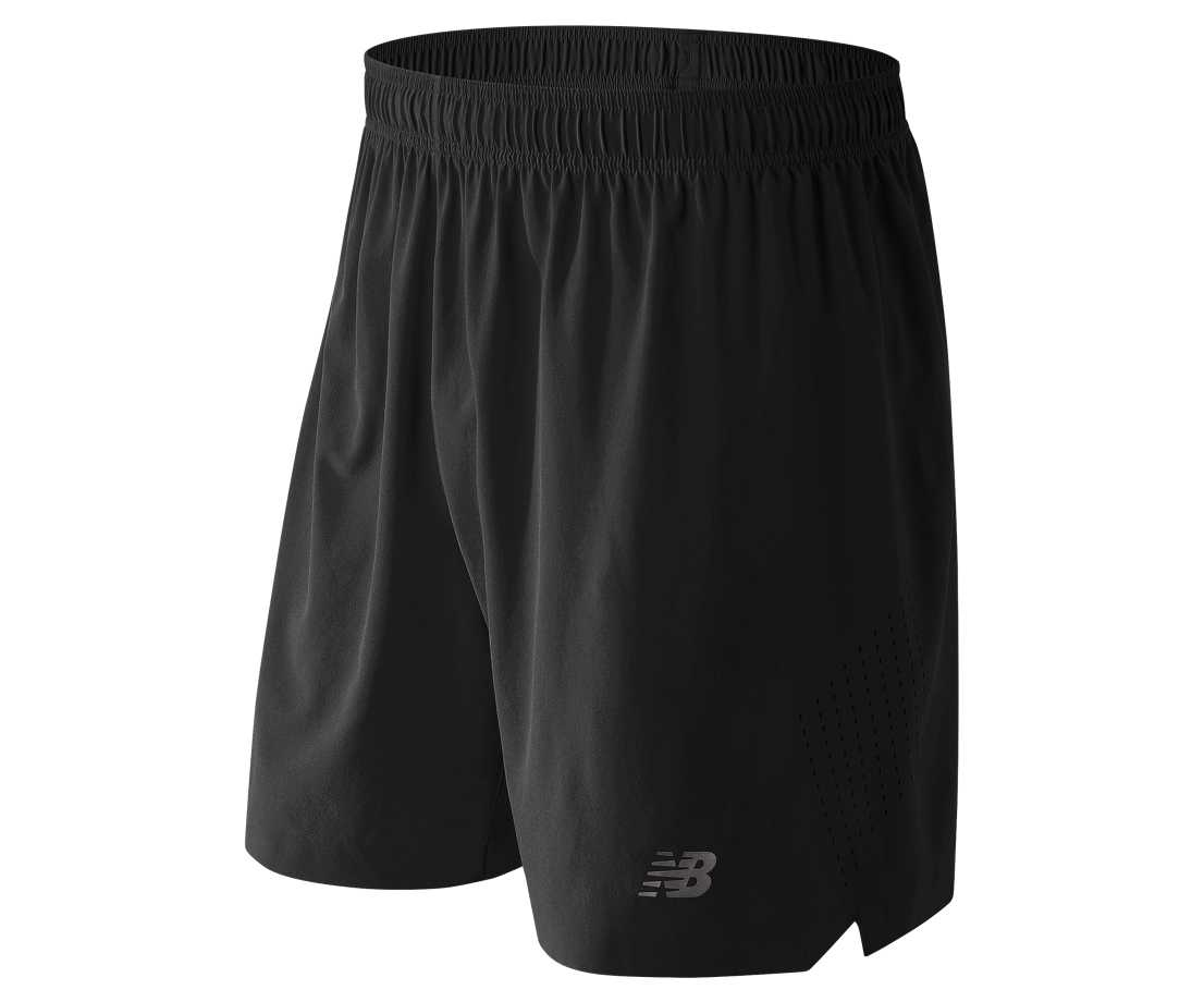 NB 7 Inch Shift Short, Black