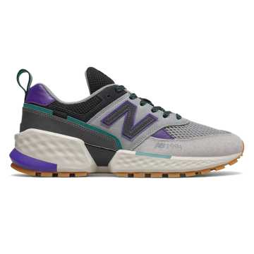 New Balance 574 Sport, Summer Fog with Prism Purple
