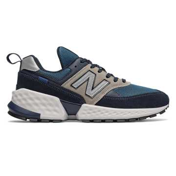 New Balance 574 Sport, Eclipse with Blue Rain