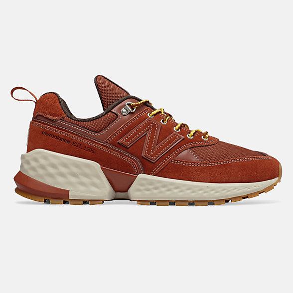 New Balance 574 Sport系列男女同款休闲鞋, MS574ARD
