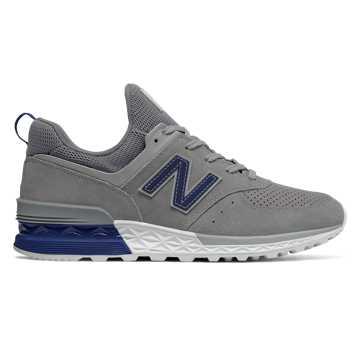 New Balance 574 Sport, Steel