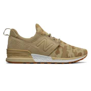 New Balance 574 Sport Decon, Incense with Tan