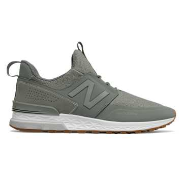 New Balance 574 Sport, Sedona Sage with Seed