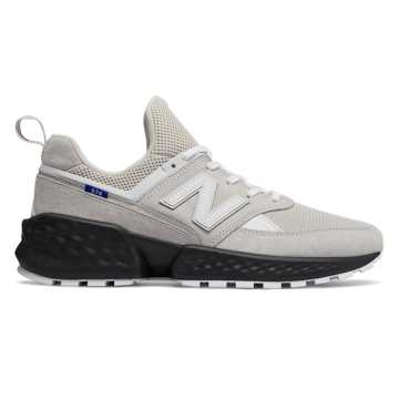 New Balance 574 Sport, Moonbeam with White